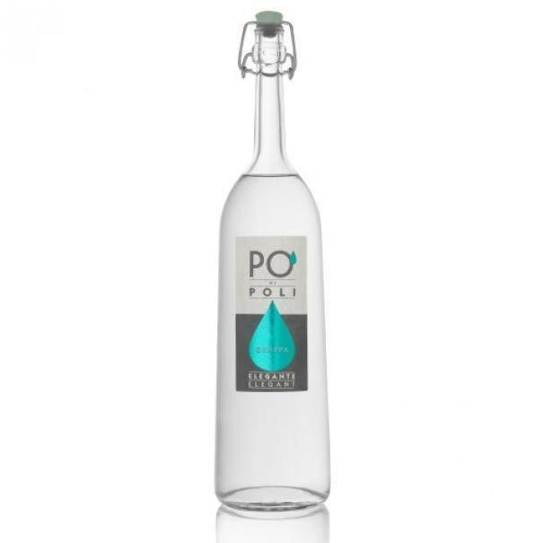poli poli grappa elegante 70 cl