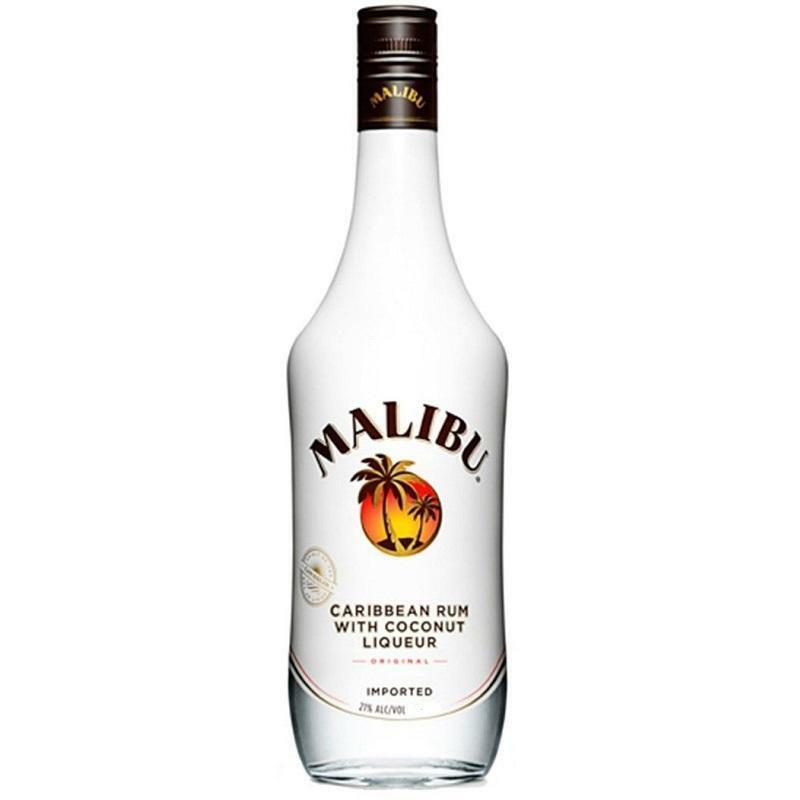 malibu malibu liquore al cocco 1 litro