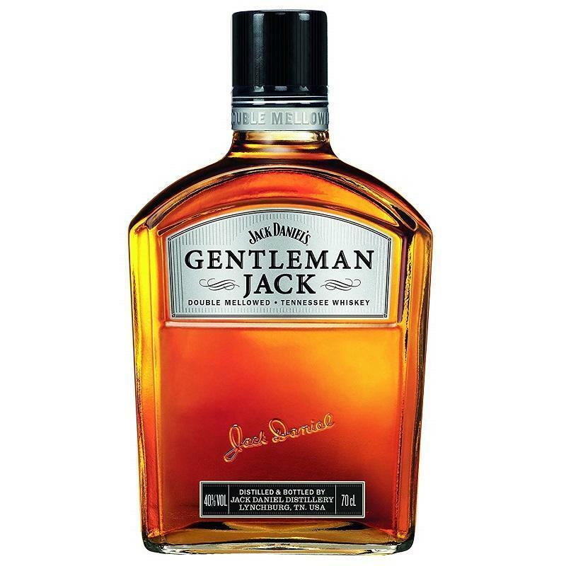jack daniel's jack daniel's gentleman jack double mellowed whisky 70cl