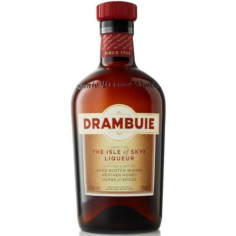 drambuie drambuie the isle of sky liqueur 70 cl