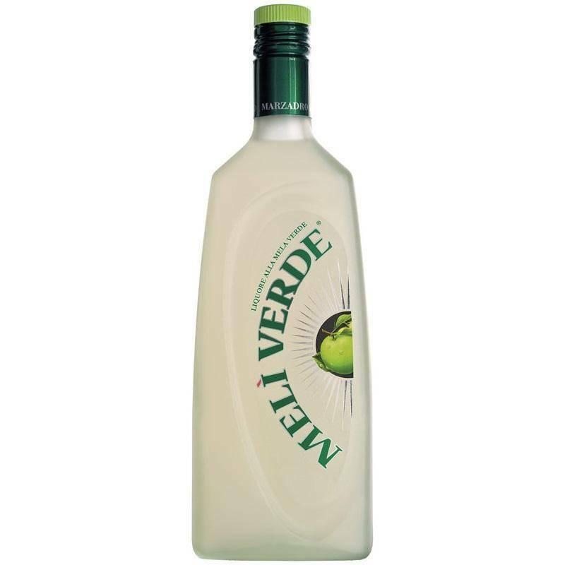 marzadro marzadro meli' liquore alla mela verde 70 cl