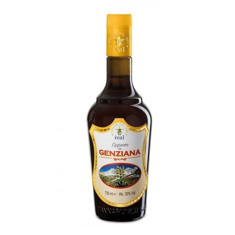 ival ival genziana abruzzese 70 cl