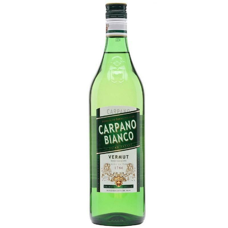 carpano carpano vermut bianco 1 litro