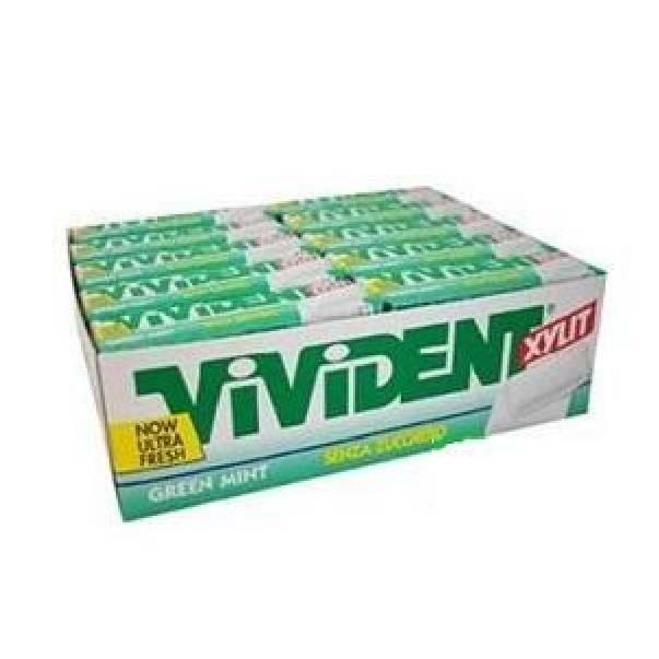 vivident vivident xylit verde senza zucchero 40 pz