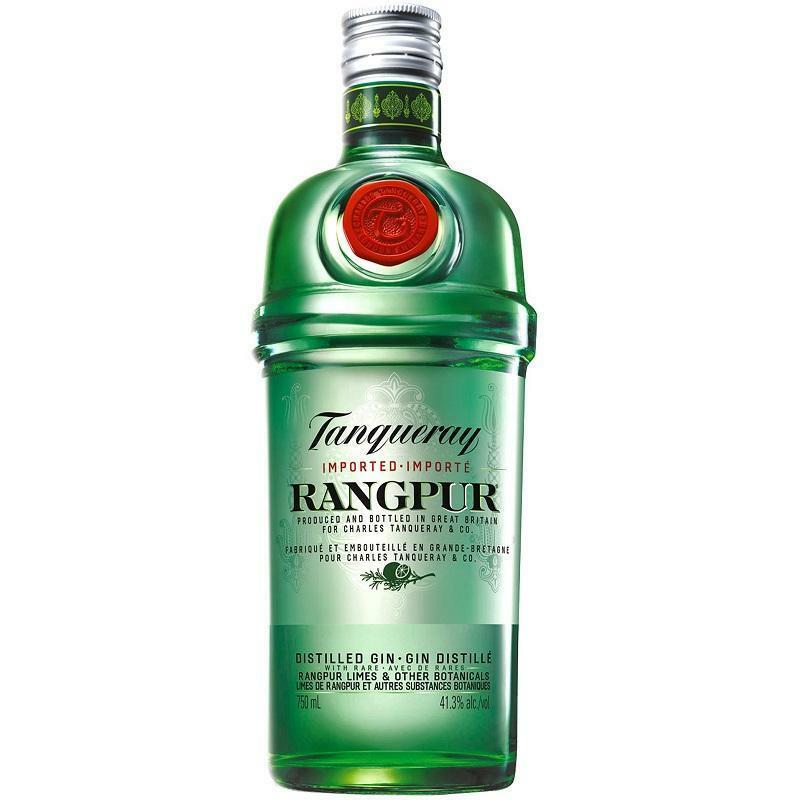 tanqueray tanqueray gin rangpur 70 cl