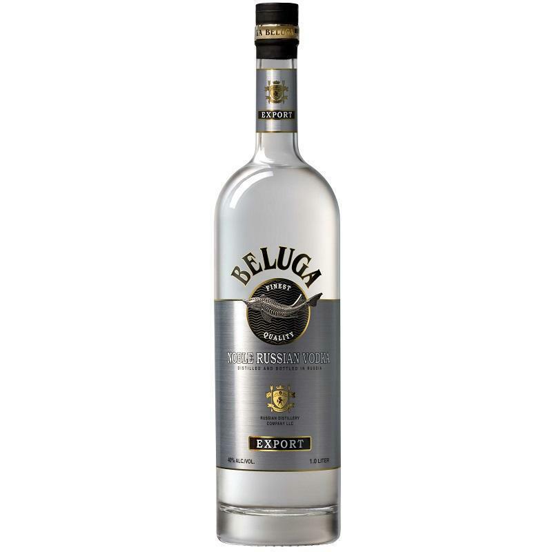 beluga beluga noble russian vodka 1 litro