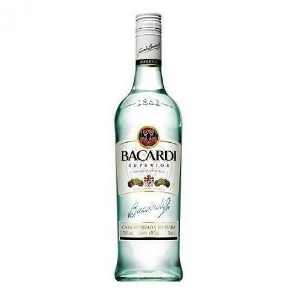 bacardi bacardi superior 1 litro