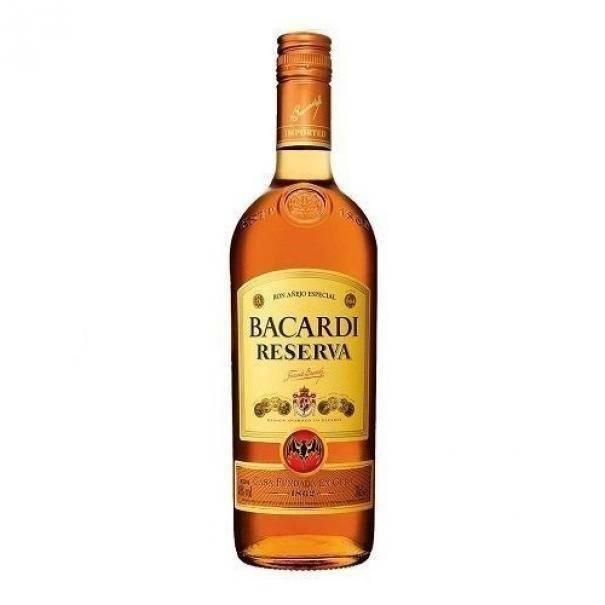 bacardi bacardi reserva 1 litro