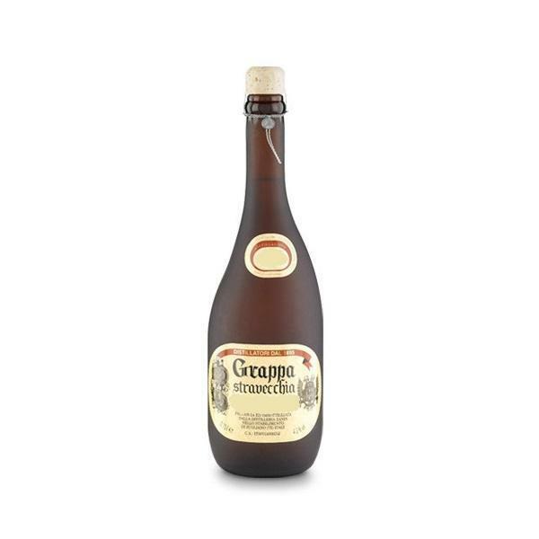 lorenzo gasparini lorenzo gasparini grappa stravecchia sabotino 70 cl special edition