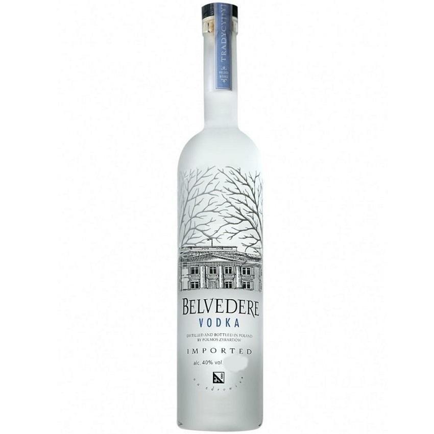 belvedere belvedere vodka 1,75 litri magnum