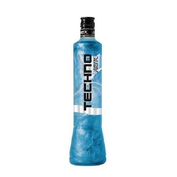 artic artic vodka techno blu tropical 70 cl