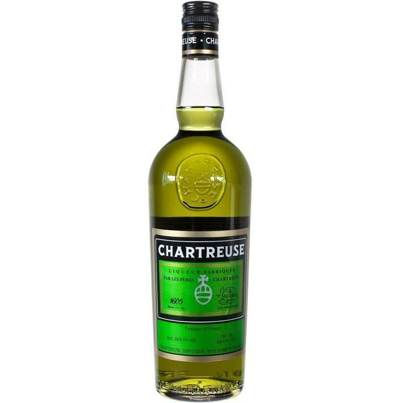 chartreuse chartreuse verde 70 cl