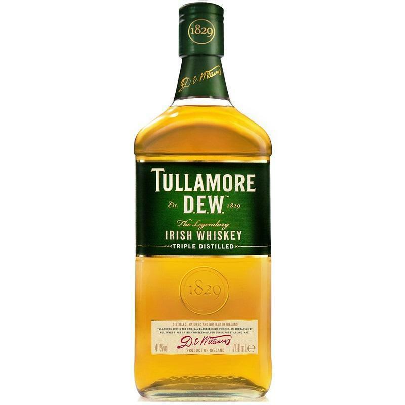tullamore dew tullamore dew irish whiskey 70 cl