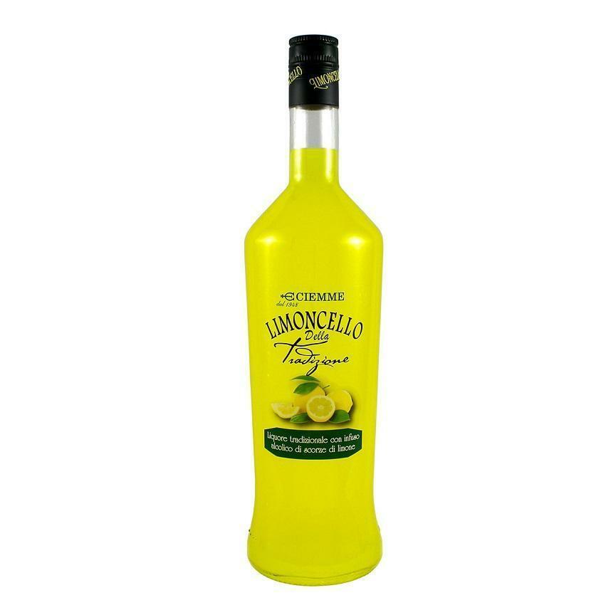 ciemme ciemme limoncello della tradizione 1 litro originale italiano
