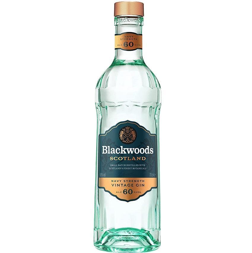 blackwood's blackwood's vintage dry gin 70 cl superior