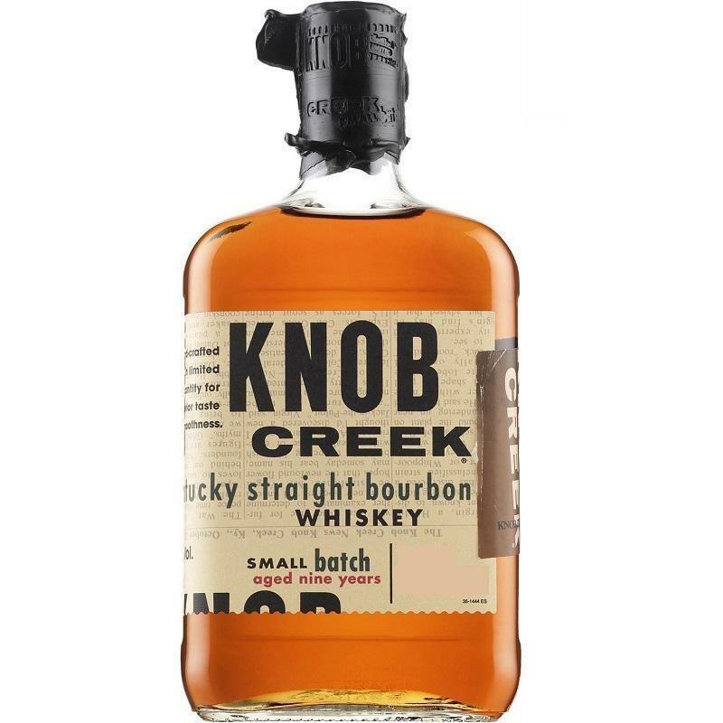 knob creek knob creek whiskey kentucky straight bourbon 70cl