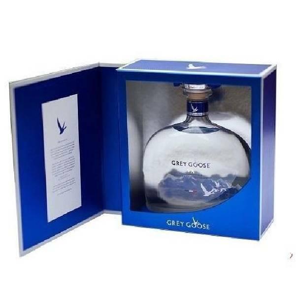 grey goose grey goose xv vodka 95% cognac 5% 1 litro