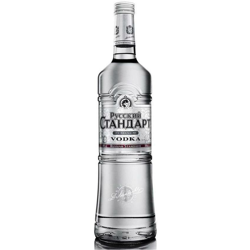 russian standard russian standard vodka platinum 70 cl