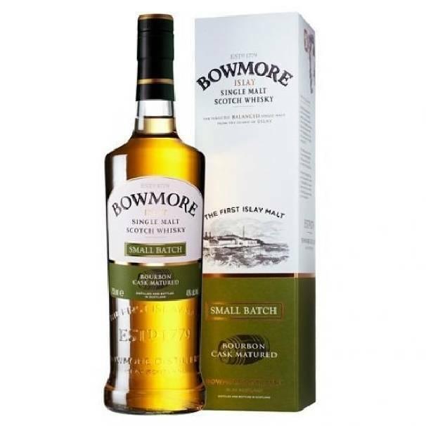 bowmore bowmore islay single malt scotch whisky small batch reserve  70 cl