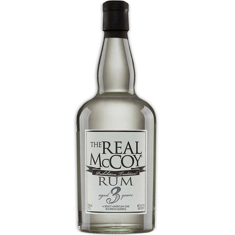 the real mc coy the real mc coy rum 3 years 70 cl
