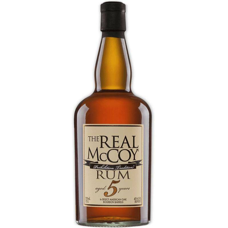 the real mc coy the real mc coy rum 5 years 70 cl