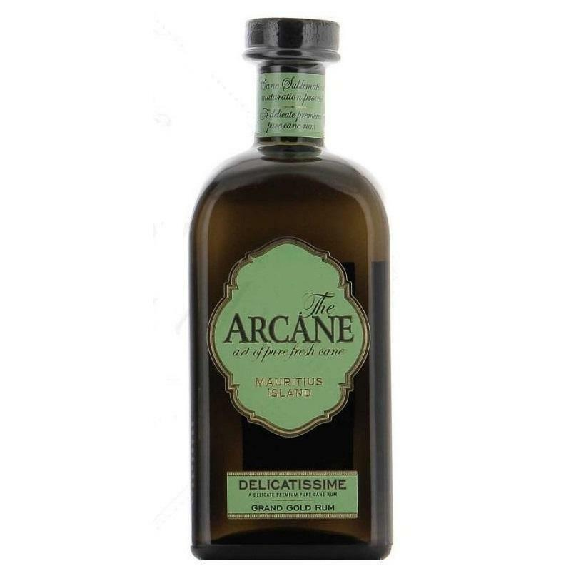 the arcane the arcane delicatissime grand gold rum 70 cl