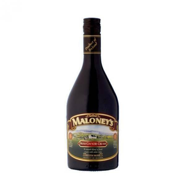maloney's maloney's irish country cream 70 cl