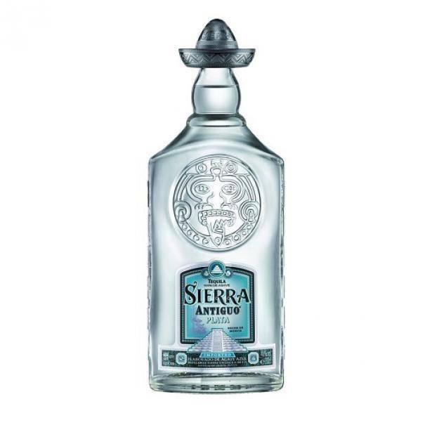 sierra sierra tequila antiguo plata 70 cl