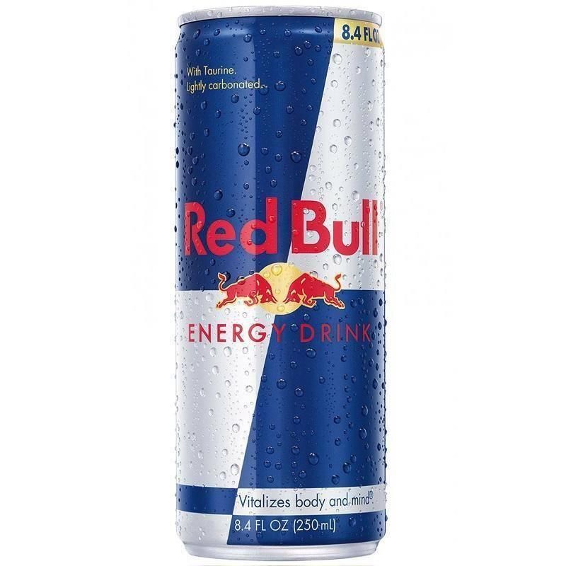 red bull red bull energy drink 250 ml