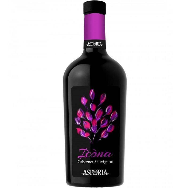 astoria astoria icona cabernet sauvignon  doc 75 cl