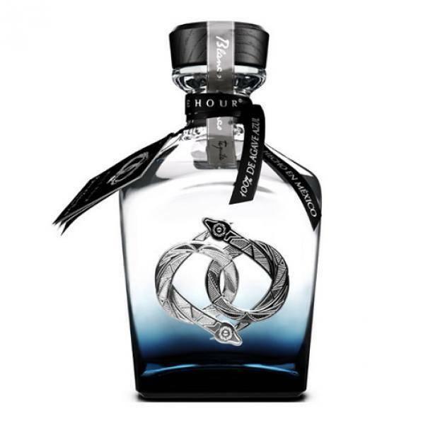 la hora azul la hora azul tequila blanco 70 cl