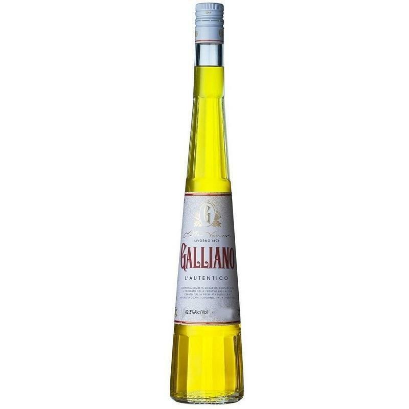 galliano galliano autentico 50 cl