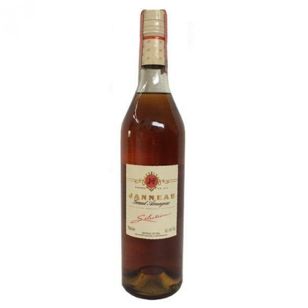 janneau janneau grand armagnac selection 70 cl (in astuccio)