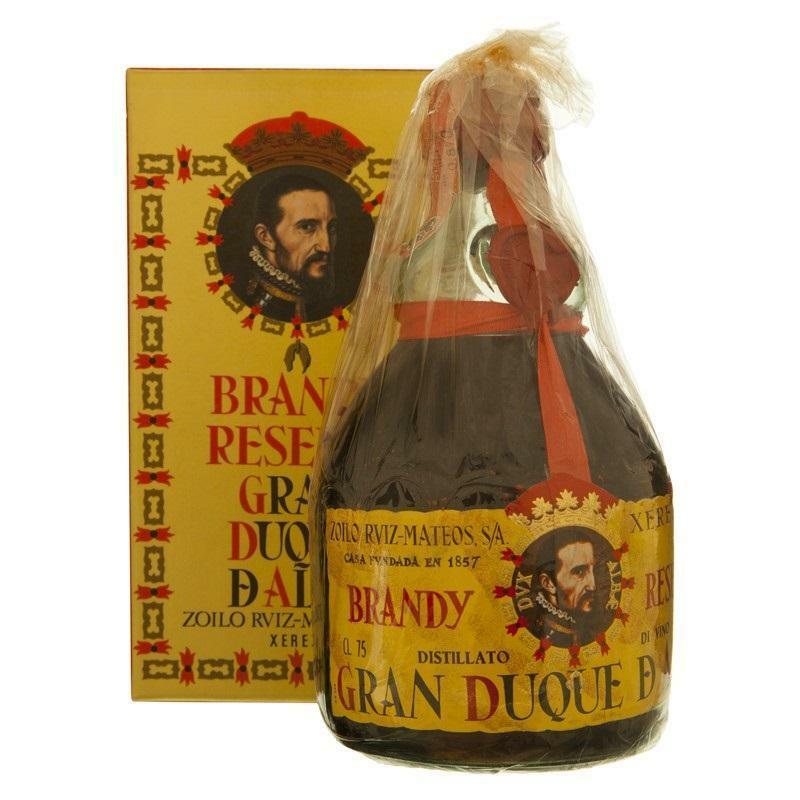gran duque d'alba gran duque d'alba brandy de jerez 75 cl
