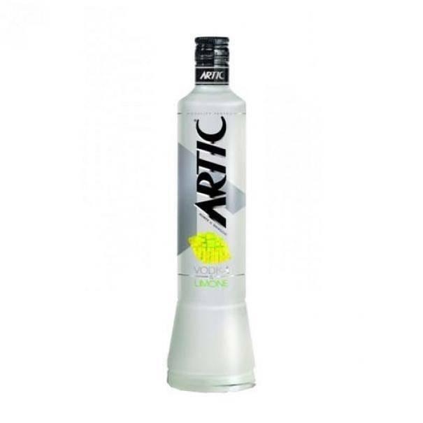 artic artic vodka al limone 1 litro