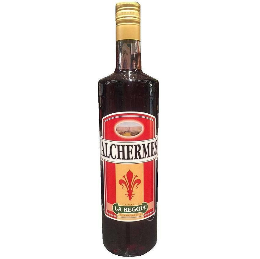 la reggia la reggia liquore alchermes 1 litro