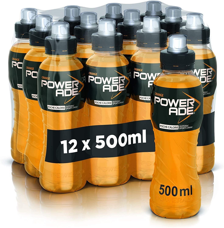 powerade powerade orange 0,500 ml (12pz)