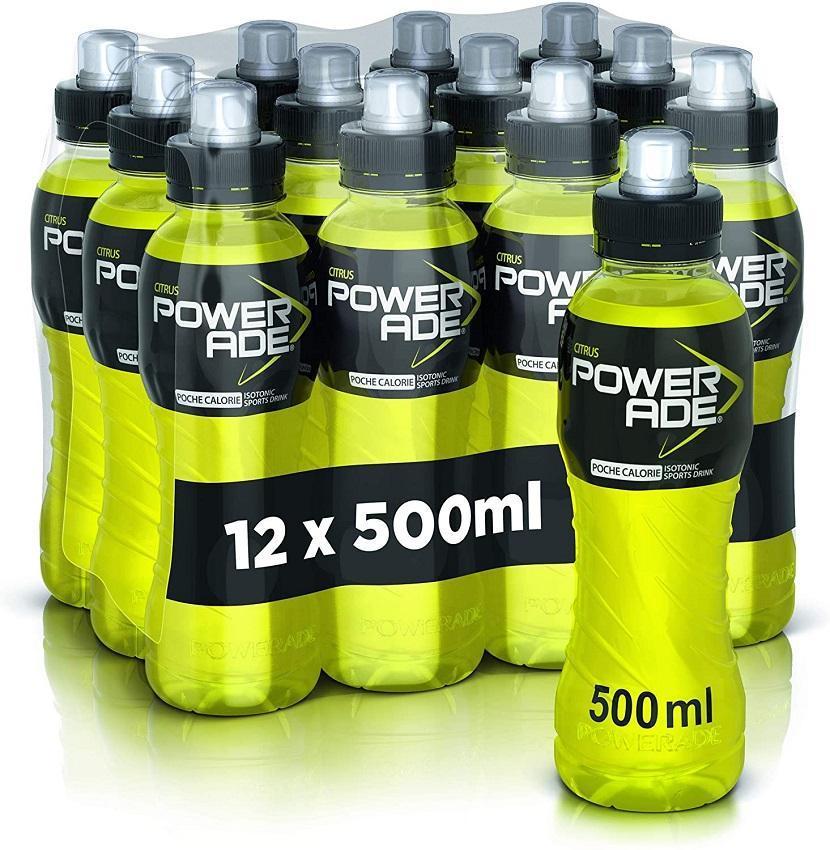 powerade powerade citrus 0,500 ml (12pz)