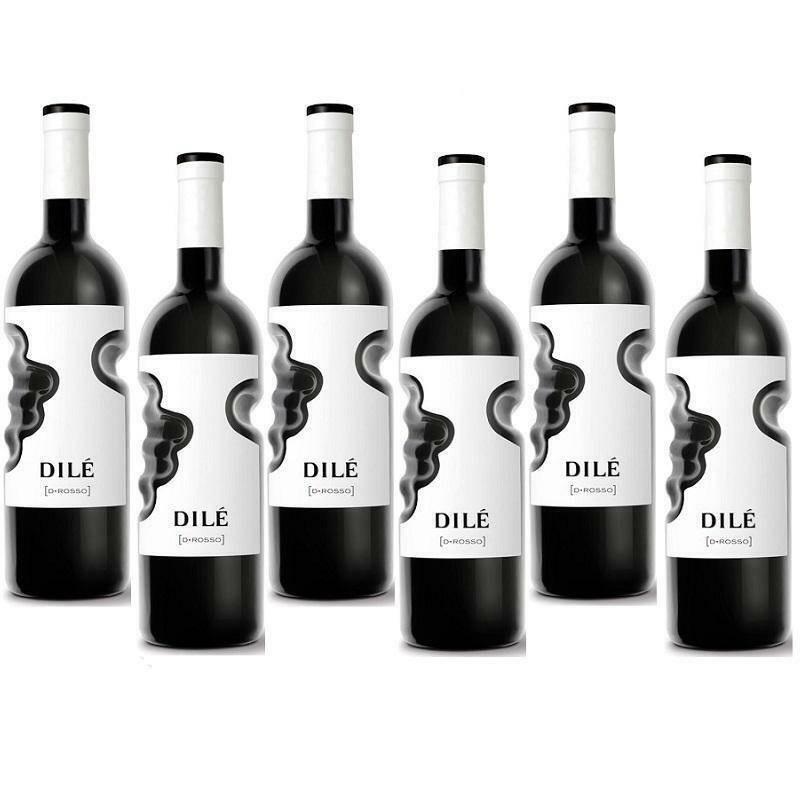 santero santero dile' vino rosso 75 cl 6 bottiglie