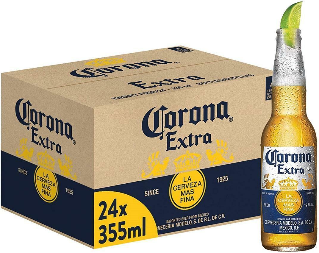 corona corona extra birra 33 cl 24pz