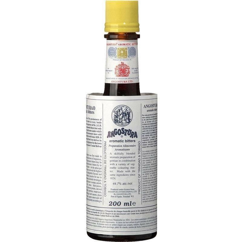 angostura angostura aromatic bitters 200 ml