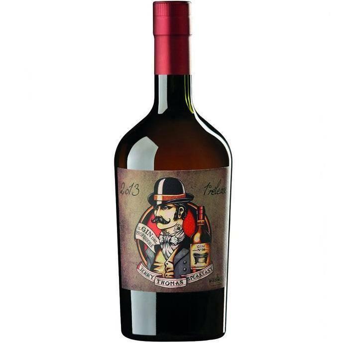 antica distilleria quaglia antica distilleria quaglia gin del professore monsieur  70 cl