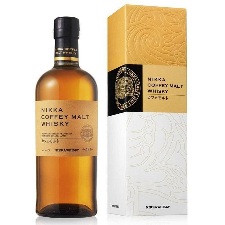 nikka nikka whisky coffey malt 70 cl in astuccio
