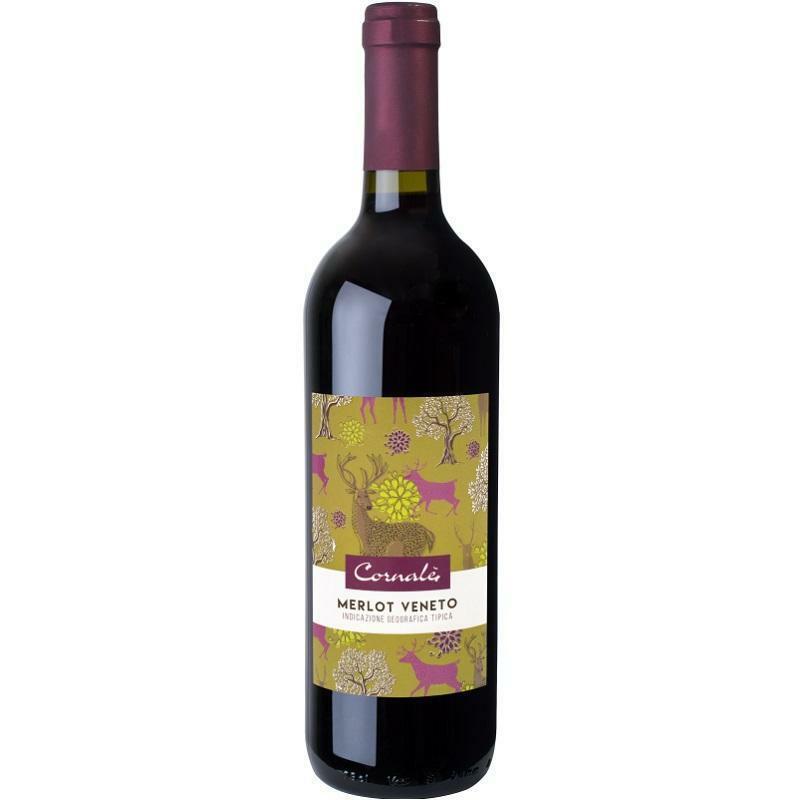 casa vinicola bennati casa vinicola bennati cornalei merlot veneto igt 2016 75 cl