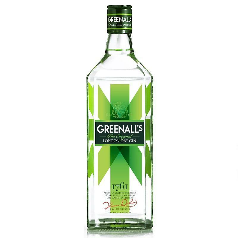 greenall's greenall's gin the original 1 litro