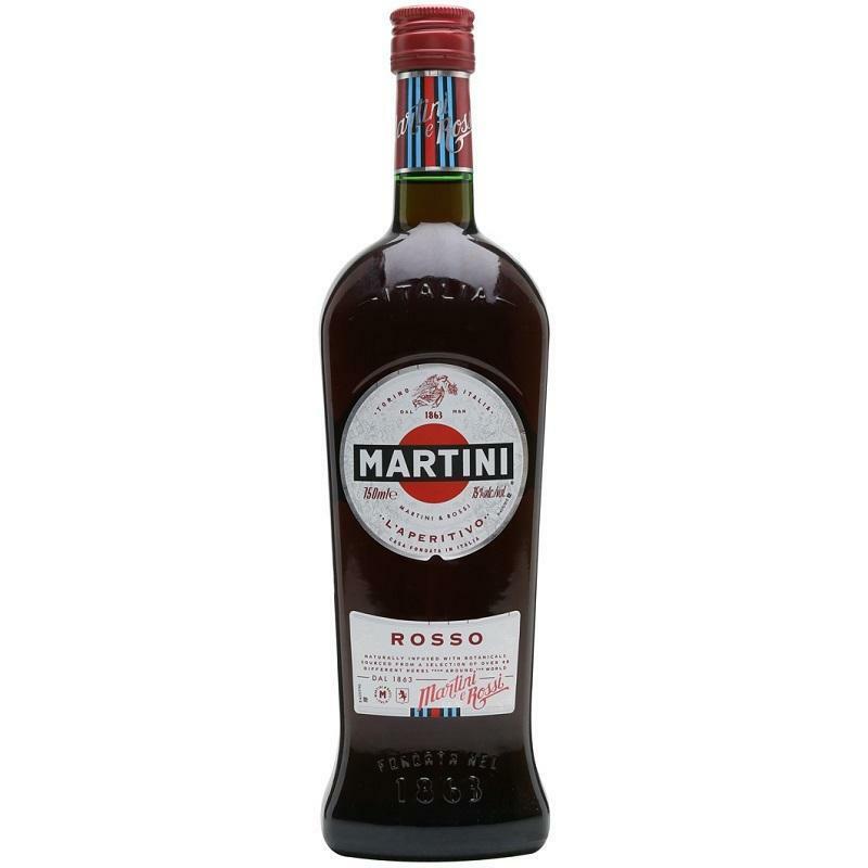 martini martini rosso 1 lt