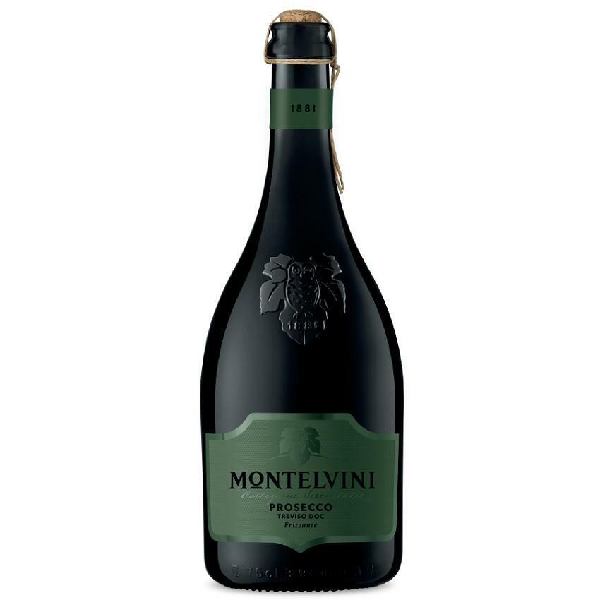 montelvini montelvini prosecco treviso doc spago vino frizzante 75 cl