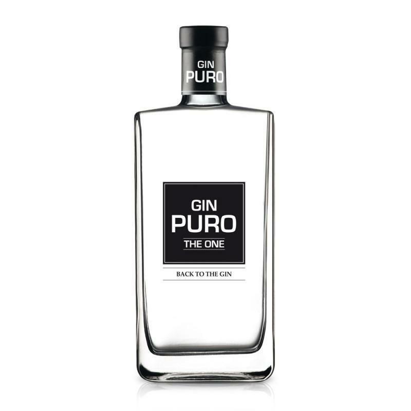 bonaventura maschio bonaventura maschio puro gin the one 70 cl