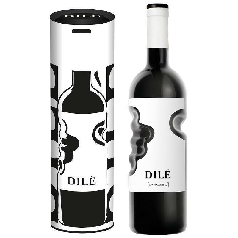 santero santero dile' vino rosso 75 cl + astuccio regalo in latta