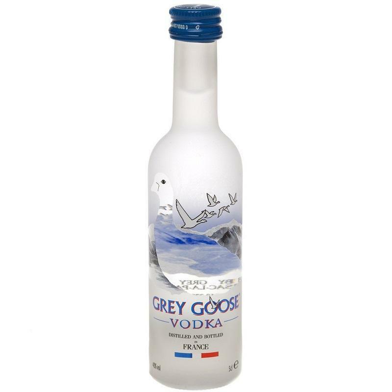 grey goose grey goose vodka mignon 50 ml